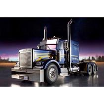Rc Tamiya Truck Grand Hauler 6x4 - 1/14 #56344 Pronta Entreg