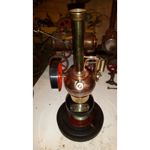 Caldera Motor Vapor Coleccion Juguete Didáctico A .müller.