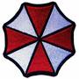 Resident Evil Combo Parche Patch + Llavero Umbrella