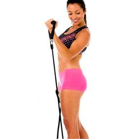 Extensor Elástico P/ Exercícios Ginástica E Musculação Duplo