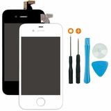 Módulo Tela Display Lcd Touch Apple Iphone 4 4s + Ferramenta