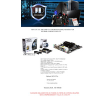 Cpu Mini Itx Q1900-itx;4gb Ram; Hd 500gb