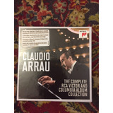 Claudio Arrau. Complete Rca & Victor Collection 12 Cd. Nuevo