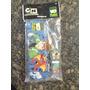 Cartuchera Ben 10 Alien Force 5 Piezas Cartoon Network