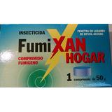 Pastilla Fumigena Fumixan / Gamexane Insecticida