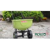 Carro Sembrador Fertilizador 27 Lts Picasso