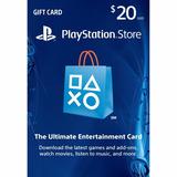 Tarjeta Psn Card Playstation Network $20 Usd Mexicana Ps4