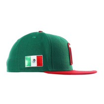 2017 Serie Mundial 59 Fifty México Wbc Gorra New Era Verde