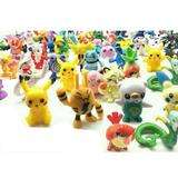 Pokemon 24 Figuras Envio Gratis Diferentes Pikachu Pokeball