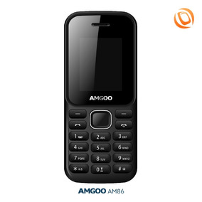 Telefono Celular Amgoo Am 86 Doble Sim Camara