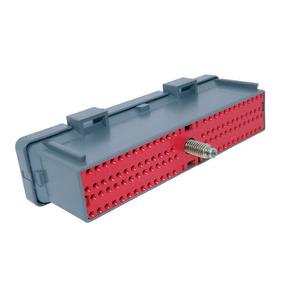 Conector Plug Soquete Chicote Módulo Injeção 104 Via Vw/ford