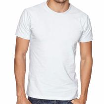 Kit 20 Camiseta Extra Grande 100% Poliéster Para Sublimação