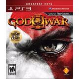 God Of War 3 Fisico Original Sellado Ps3