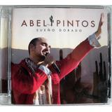 Abel Pintos Sueño Dorado Cd+dvdpromo Coleccionistas