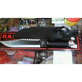 Replica De Cuchillo De Rambo 2