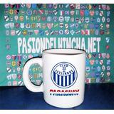 Taza Ceramica 22 Septiembre Encarnacion Paraguay
