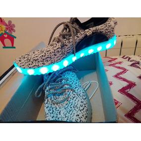 Modernas Zapatillas Con Luz Led