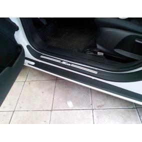 Soleiras Super Protetoras New Fiesta Sedan + Soleira Da Mala