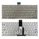 Teclado Acer Ultrabook S3-391 S3-951, S3-331, 371 V128230bk3