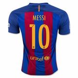 Nueva Camiseta Barcelona 2017 Nike Original Messi 10#