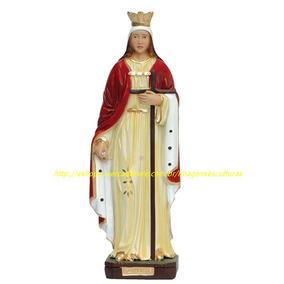 Escultura Santa Helena 20cm Imagem Estatua A Fabrica Imagens