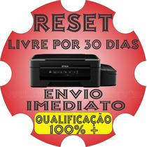 Reset Epson L220 L365 L375 L395 L455 L475 L575 L565 L1300