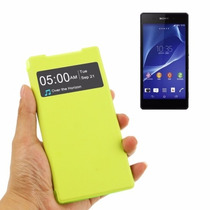 Flip Cover Case Sony Xperia Z2
