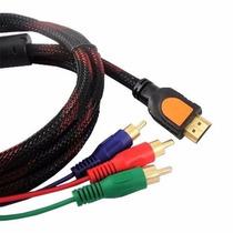 Cable Hdmi Full Hd 1080p A Rgb 1.5m