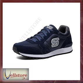 c5422e485a Zapatos Skechers Hombre Talla 8.5  40 Remate Deportes Fitness Ropa Y ...