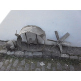 Extractor De Aire Ideal Cabina De Pintura 2hp 6 Palas