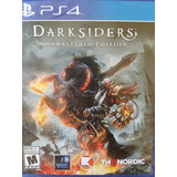 Darksiders Warmastered Edition Ps4 Español Delivery Stock Ya