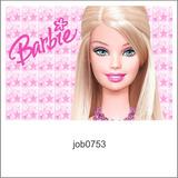 Adesivo Parede Decorativo Barbie Meninas Garotas Job0753