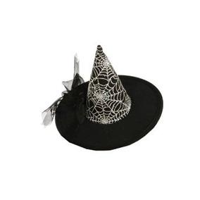 Disfraz Mujer Traje De Las Mujeres Mini Telaraña Sombrero D