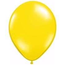 250 Globos Amarillo Perlado 12