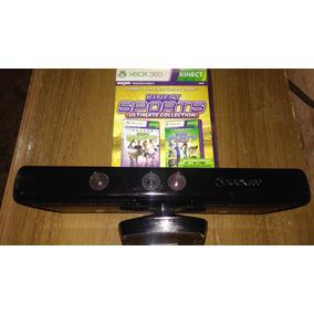 Kinect Usado Barato Com Jogos Sports Ultimate Collection