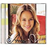 Amor A Vida Nacional [cd Original Lacrado]