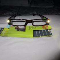 Óculos De Led Com Grau Para O Dias Dos Pais 2,5graus