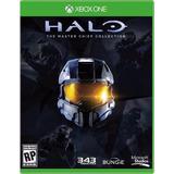 Halo The Master Chief Collection Xbox One Fisico En Español