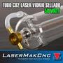 Tubo Laser Co2 50w Pantografo De Corte Y Grabado 1000x50mm