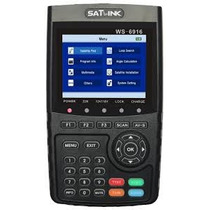 Localizador Satélite Pofissional Satlink Ws 6916 Dvbs2 Hd