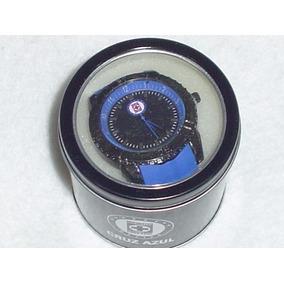 Reloj Cruz Azul Oficial Negro Nuevo Original