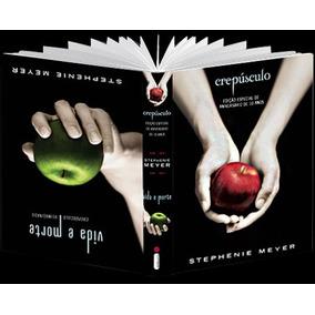 Livro Crepusculo Vida E Morte - Especial De 10º Aniversário