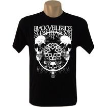 Camiseta Tradicional Bandas Rock Black Veil Brides Skbvb