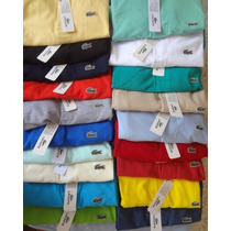 Playeras Lacoste Tipo Polo Original