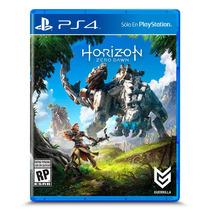 Juego Ps4 Sony Horizon Zero Dawn