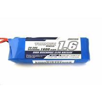 Bateria Lipo 2s 7.4v 1600 Mah 20c