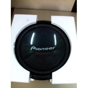 Bajo 12 Pioneer 1400w Doble Bobina Modelo Ts-w310d4 - Nuevo