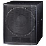 E-sound Lx-w18 Sublow Woofer 18´´ 500w Rms 97db