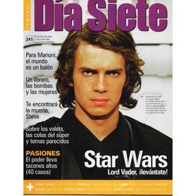 Día Siete - Star Wars Lord Vader - Jessica Alba - Marioni