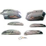 Kit Cromado Manillas Retrovisores Chevrolet Corsa Evolution